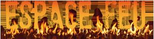 Logo d'Espace Feu