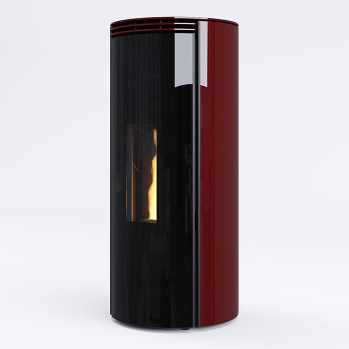 Skia Design Mini Fusion Glass Bordeaux